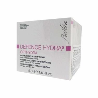 BioNike BioNike Defence Hydra5 Opthydra Cream 50ml Renksiz